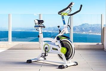 Dhestia Home 8412491911307 Bicicleta Estática de Spinning Volante