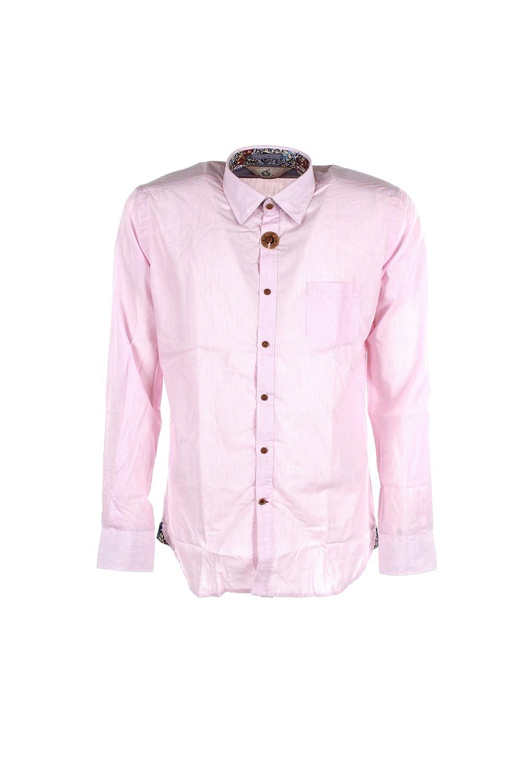 enorme sconto 5c62f 24405 ALESSANDRO LAMURA Camicia Uomo XL Rosa Kinder Bueno Primavera ...