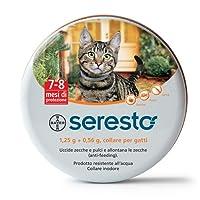 Bayer  - Seresto Collare Gatti 38 Cm.