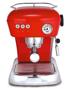 Ascaso 600751 Dream - Cafetera express, color rojo