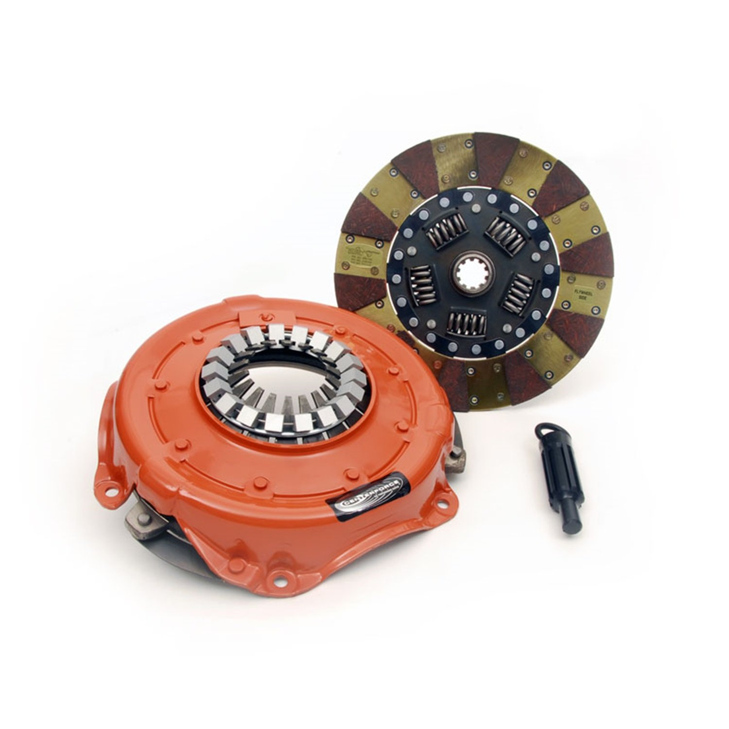 Centerforce DF271675 Dual Friction Clutch Pressure Plate and Disc