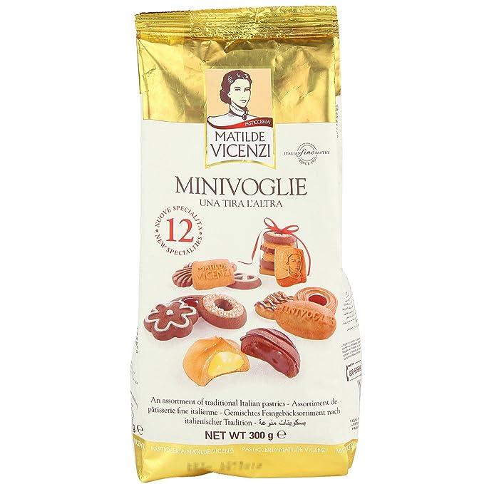 Matilde Vicenzi - Minivoglie Pasticcini Assortiti - 300g