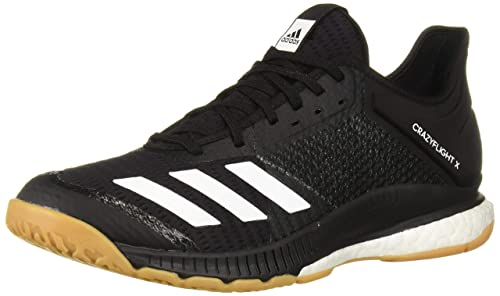 Amazon.com | adidas Women's Crazyflight X 3 Volleyball Shoe ...