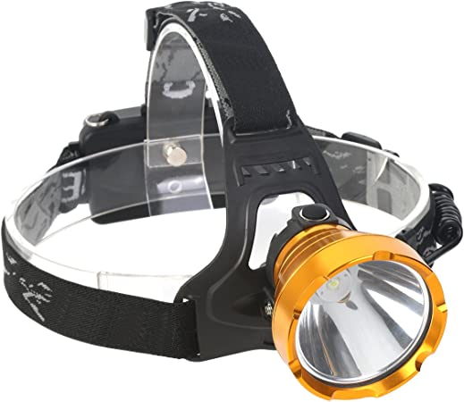 LIGHT 12 LED SUPER BRIGHT CAMPING,HIKING,OUTDOORS,SURVIVAL HEAD TORCH