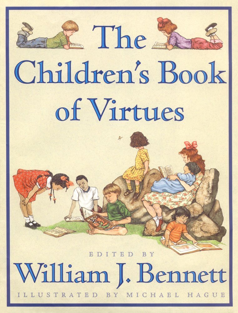 The Children's Book of Virtues by Simon & Schuster