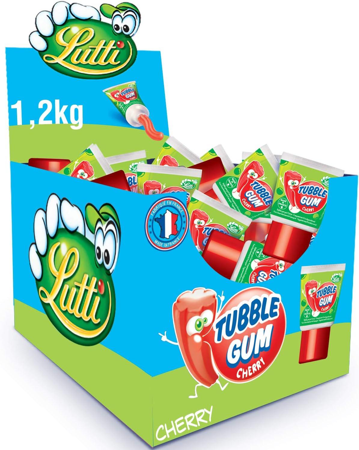 Lutti Tubble Gum cereza 36 und