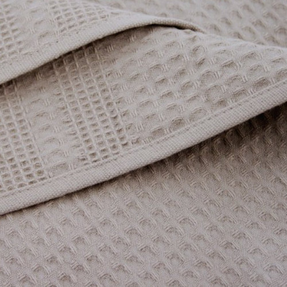 Gilden Tree 100/% Natural Cotton Classic Waffle Weave Bath Towel Set of 2 2522 White