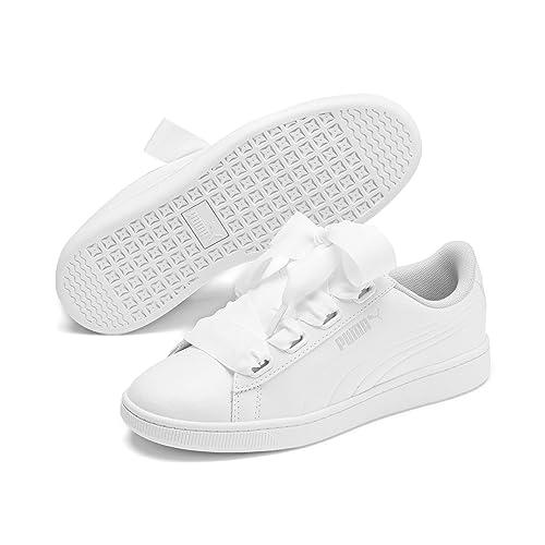 Vikky V2 Ribbon Sl Jr White-pu Sneakers