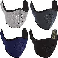 SATINIOR 4 Piezas Máscara Anti-Viento de Invierno Máscara