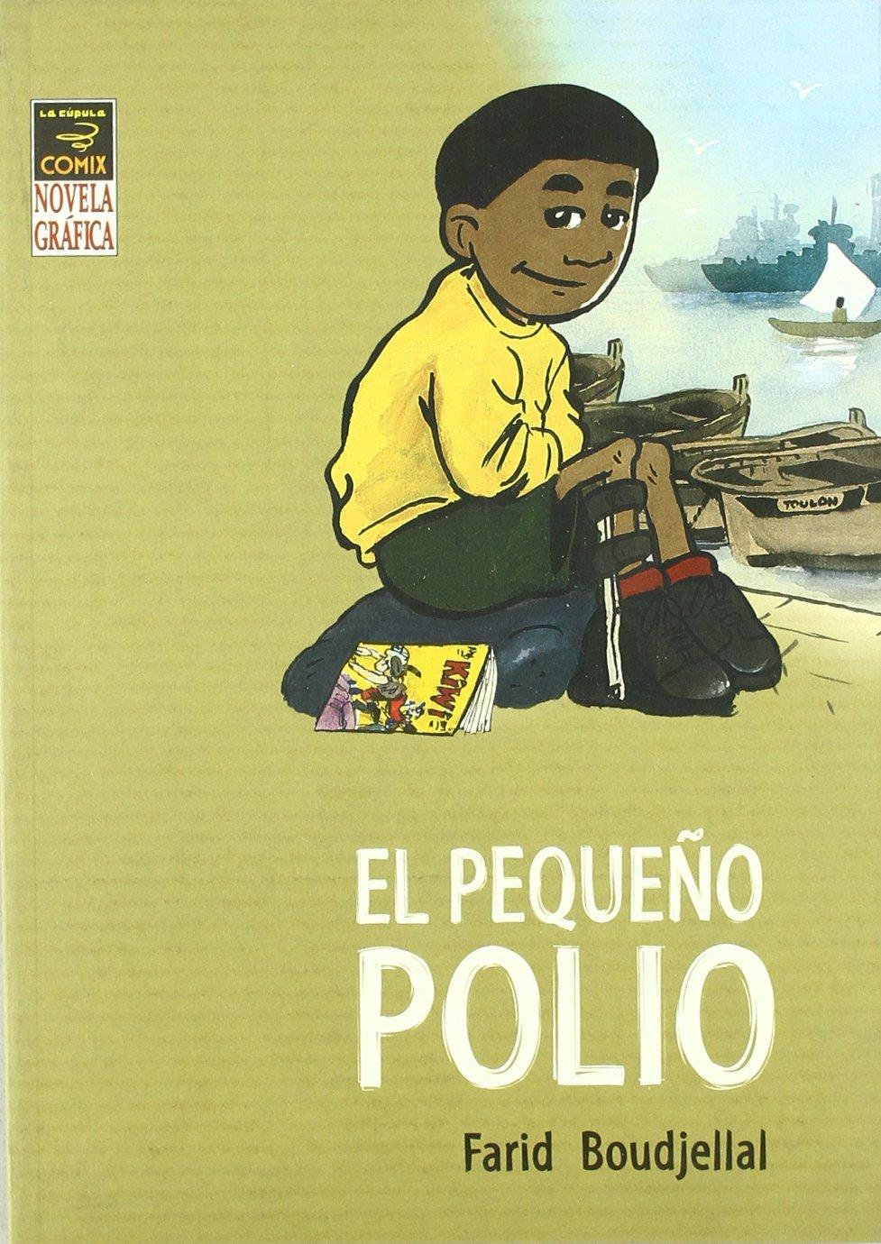 El pequeño Polio (Novela Grafica)