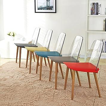 KLEDDP Nordic Loisirs Créatif Chaise Design Moderne