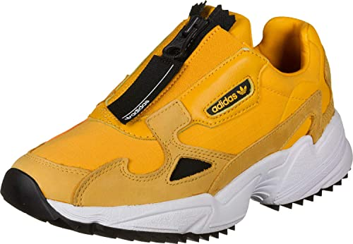 adidas falcon jaune