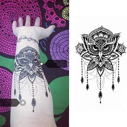 Tatuaje temporal, Tatuajes falsos Pegatinas para tatuajes ...