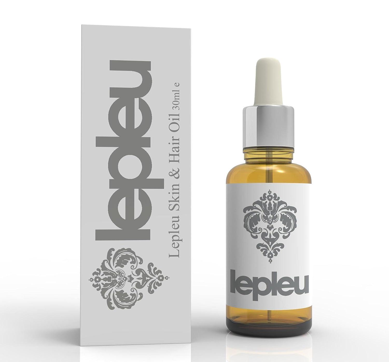 Lepleu Cacay Face Oil Anti Ageing Retinol Skin & Hair Oil 30ml