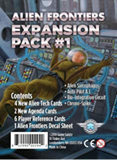 Alien Frontiers 5th Edition-expansion pack 7