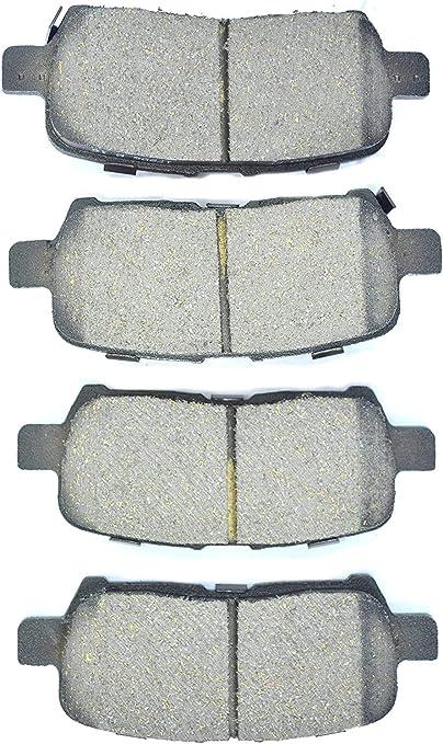 Dash 4 CFD530 Premium Brake Pad Optimizer Ceramic