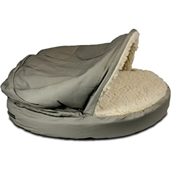 Amazon.com : Snoozer Orthopedic Cozy Cave Pet Bed, Small