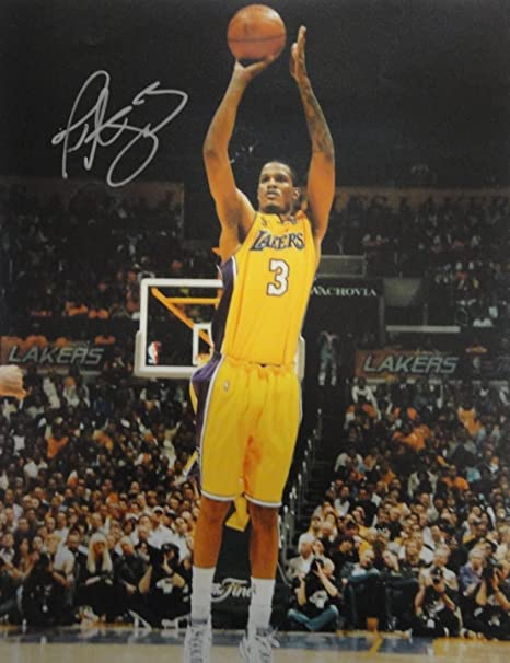 ec9841e4726a Trevor Ariza Signed Autographed 16x20 Photograph Los Angeles Lakers Silver  Ink
