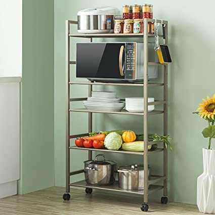 Amazon.com - kitchen shelf All Purpose Shelving, Serving ...