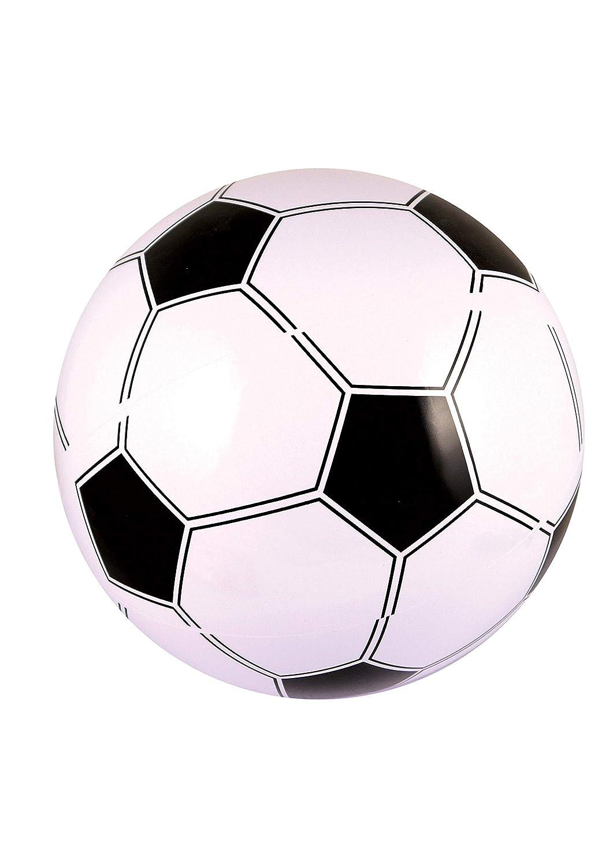 eBuyGB Balón Hinchable de fútbol, 40 cm, 6 Unidades: Amazon.es ...