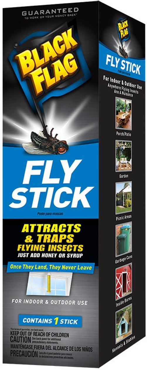 Black Flag Fly Stick Insect Trap United Industries HG-11015