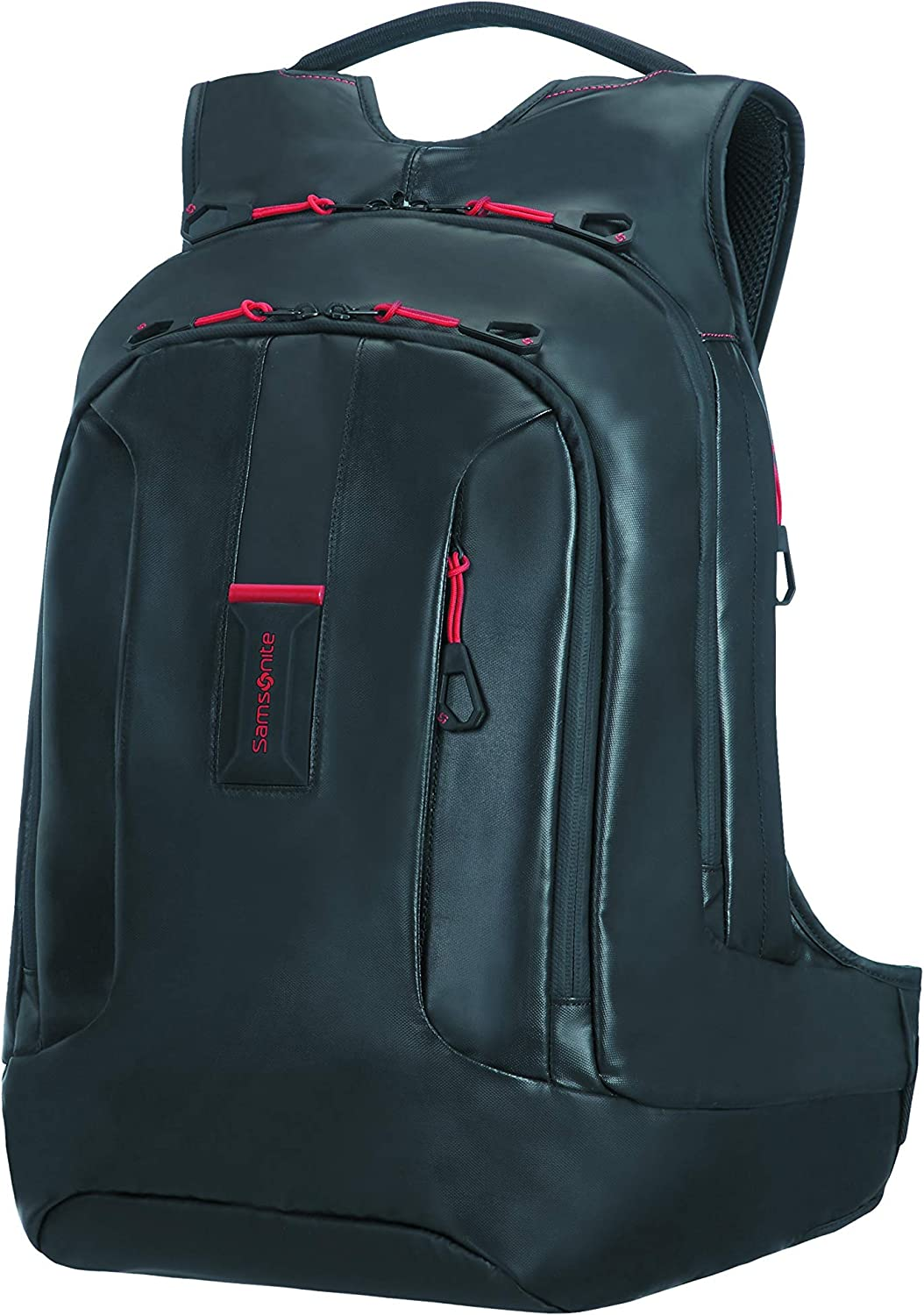 Samsonite Paradiver Light Mochila tipo casual, L+ (43 cm 24 L), Negro (Black)