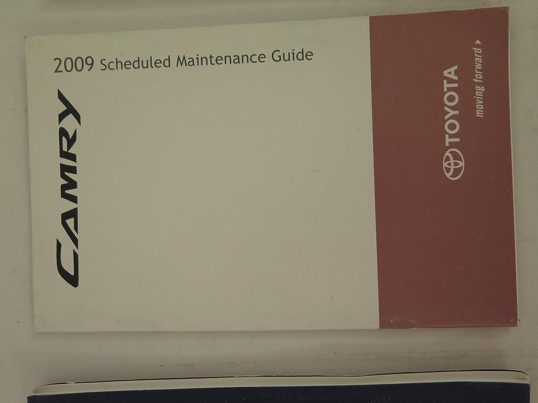 Amazon.com: 2009 Toyota Camry Owners Manual: Toyota Automotive: Automotive