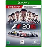 Jogo F1 2016 - Xbox One