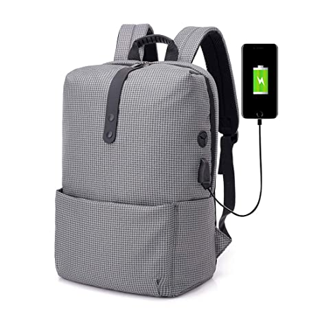 5948cc1565b6 Amazon.com: Rhfemd Unisex Polyester Backpack Laptop Travel School ...