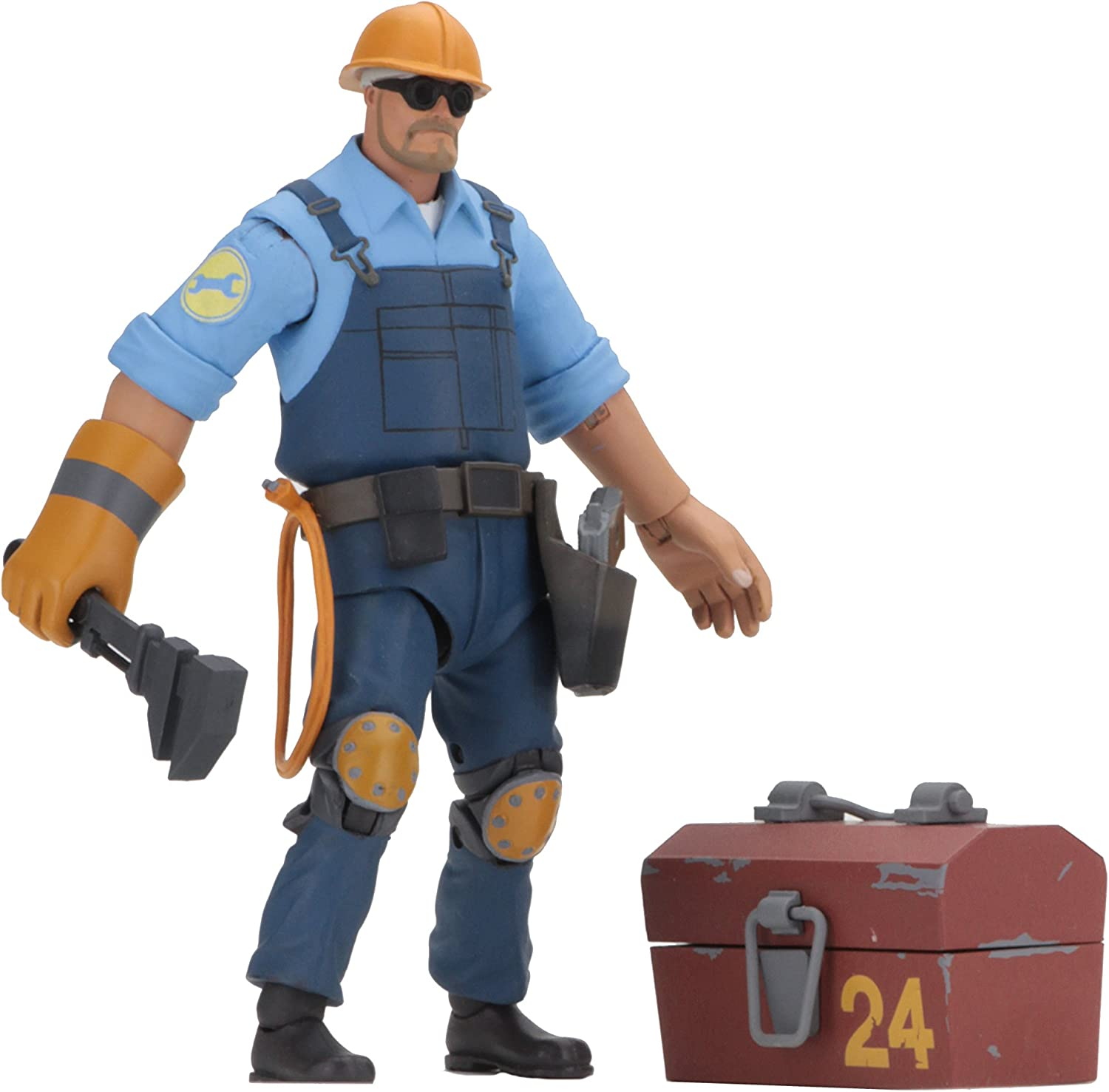 Amazon Com Neca Team Fortress 2 7 Scale Action Figure
