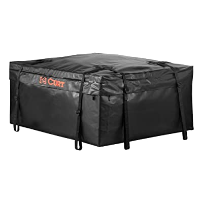 CURT 18220 Cargo Bag, Black Vinyl, 38-Inch x 34-Inch x 18-Inch: Automotive