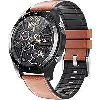 LIGE Reloj Inteligente,Smartwatch IP67 Impermeable Podómetro/Presión Arterial/Monitores Sueño Hombre Deportivo Reloj…