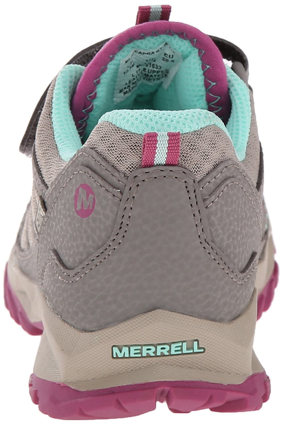 Merrell Mädchen Capra Bolt Bolt Capra Alternative Closure Waterproof Trekking-& Wanderhalbschuhe 07fba5
