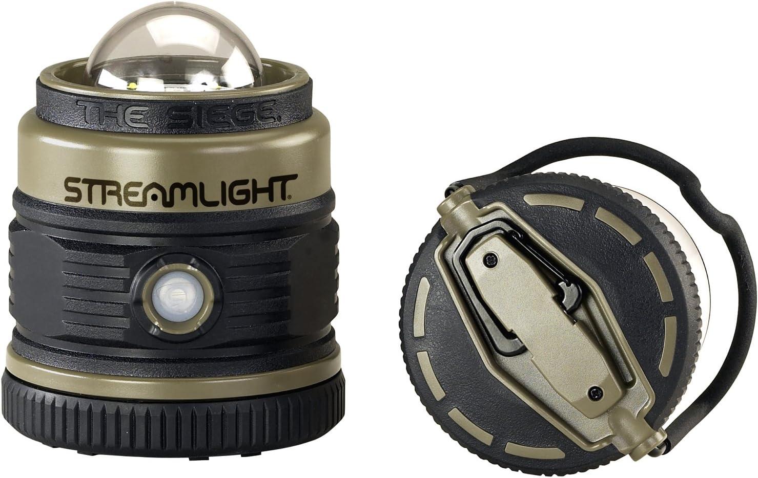 un tama/ño Negro Adulto Streamlight Str44931 Torcia Elettrica,Unisex
