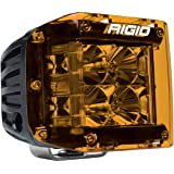 Rigid Industries 32183 D-Ss Series Light Cover, Amber