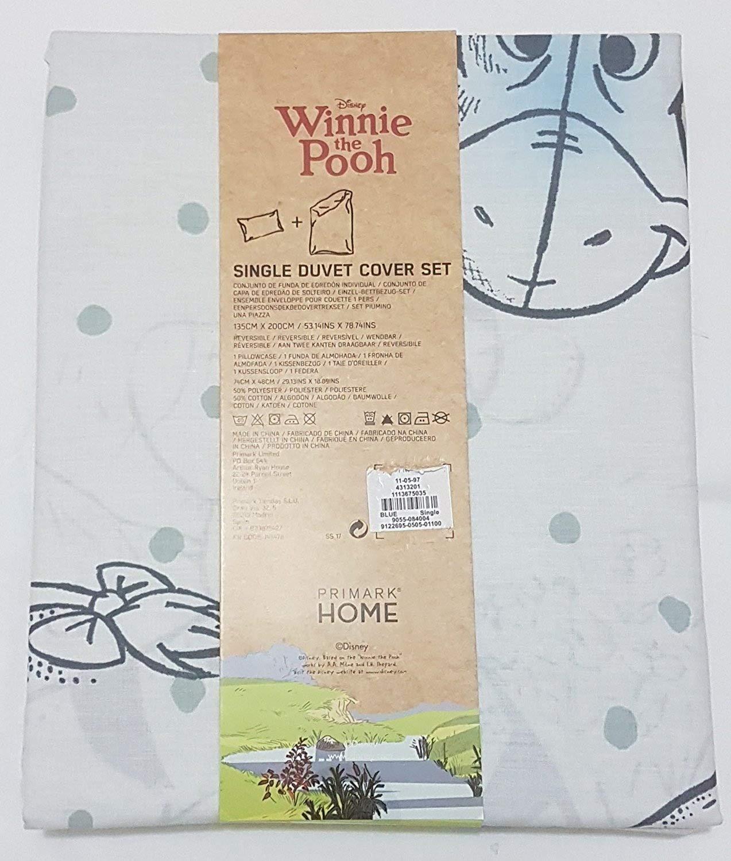 Primark Home Igor de Winnie The Pooh Juego de Cama (se ...