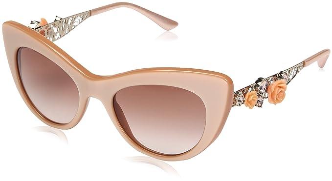 Dolce & Gabbana 0Dg4302B Gafas de Sol, Pearl Pink, 50 para ...
