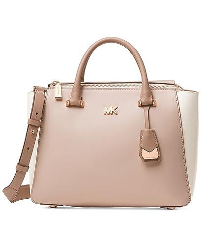 MICHAEL Michael Kors Nolita Medium Satchel - Soft Pink  Handbags  Amazon.com 4dbae5166e580