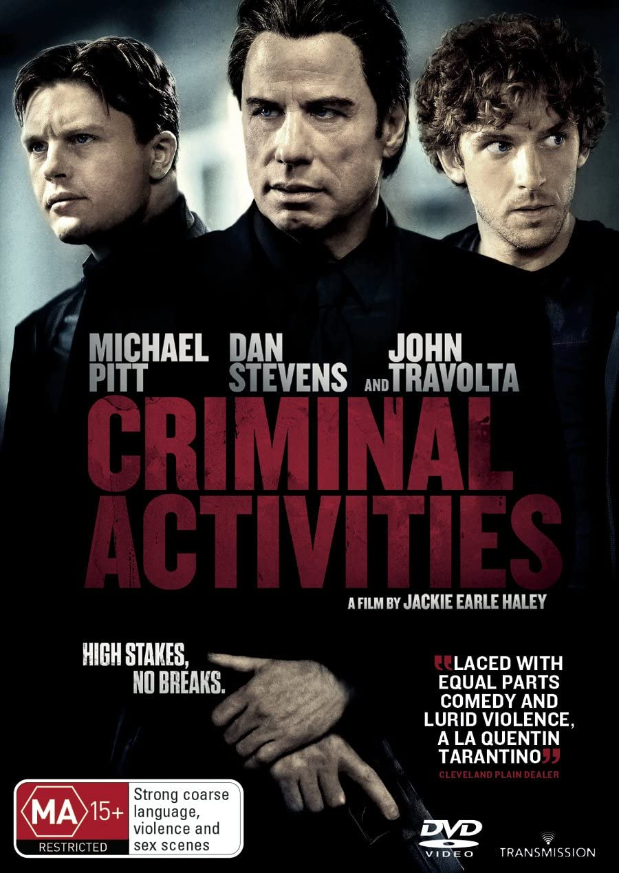 Criminal Activities (2015) Multi Audio [Hindi – English – Telugu – Tami] x264 AAC Esub