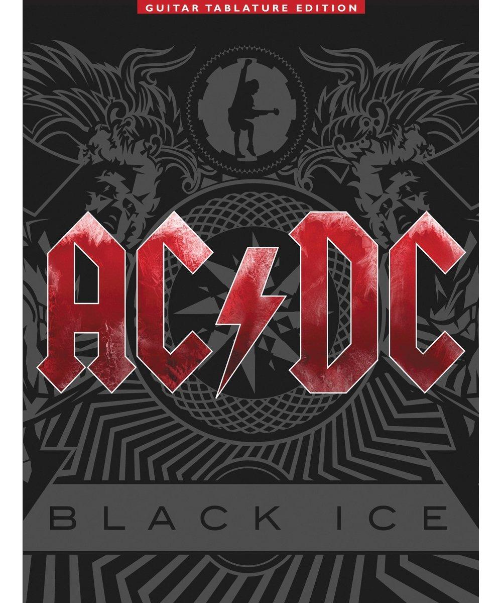 Download Music Sales AC/DC - Black Ice Guitar Tab Songbook PDF
