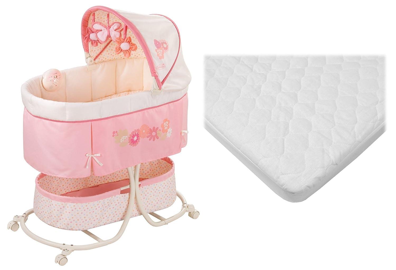 Summer infant beruhigen & sleep stubenwagen mit motion
