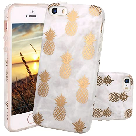 iphone 5 coque ananas