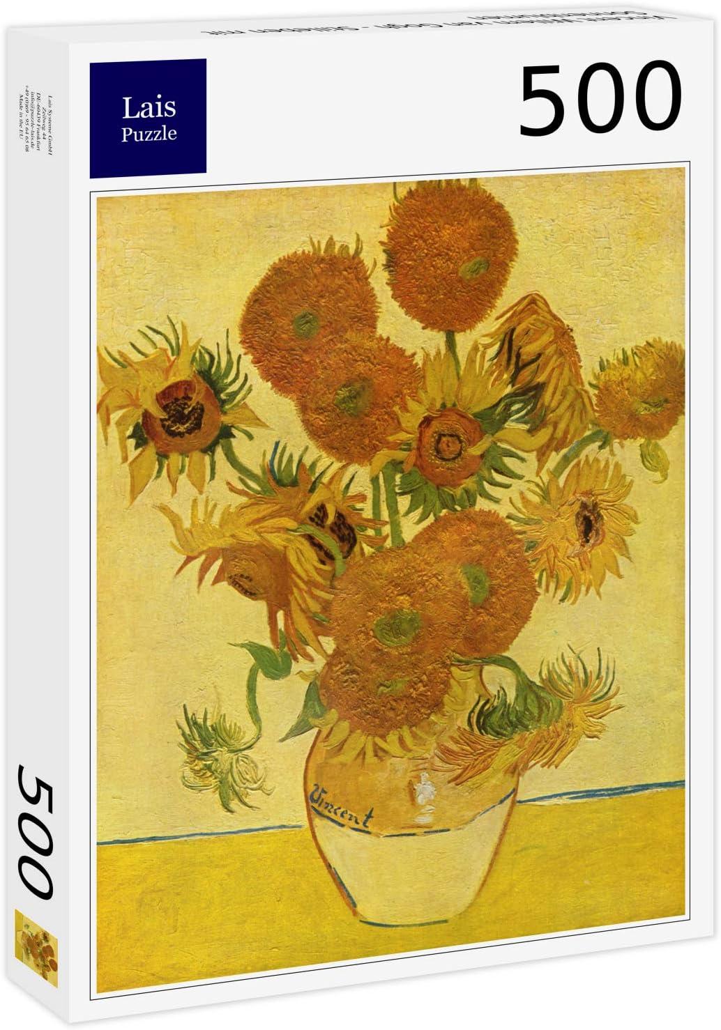 Lais Puzzle Vincent Willem Van Gogh - Naturaleza Muerta con ...