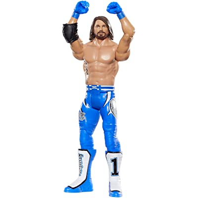 WWE AJ Styles Top Picks Action Figure: Toys & Games