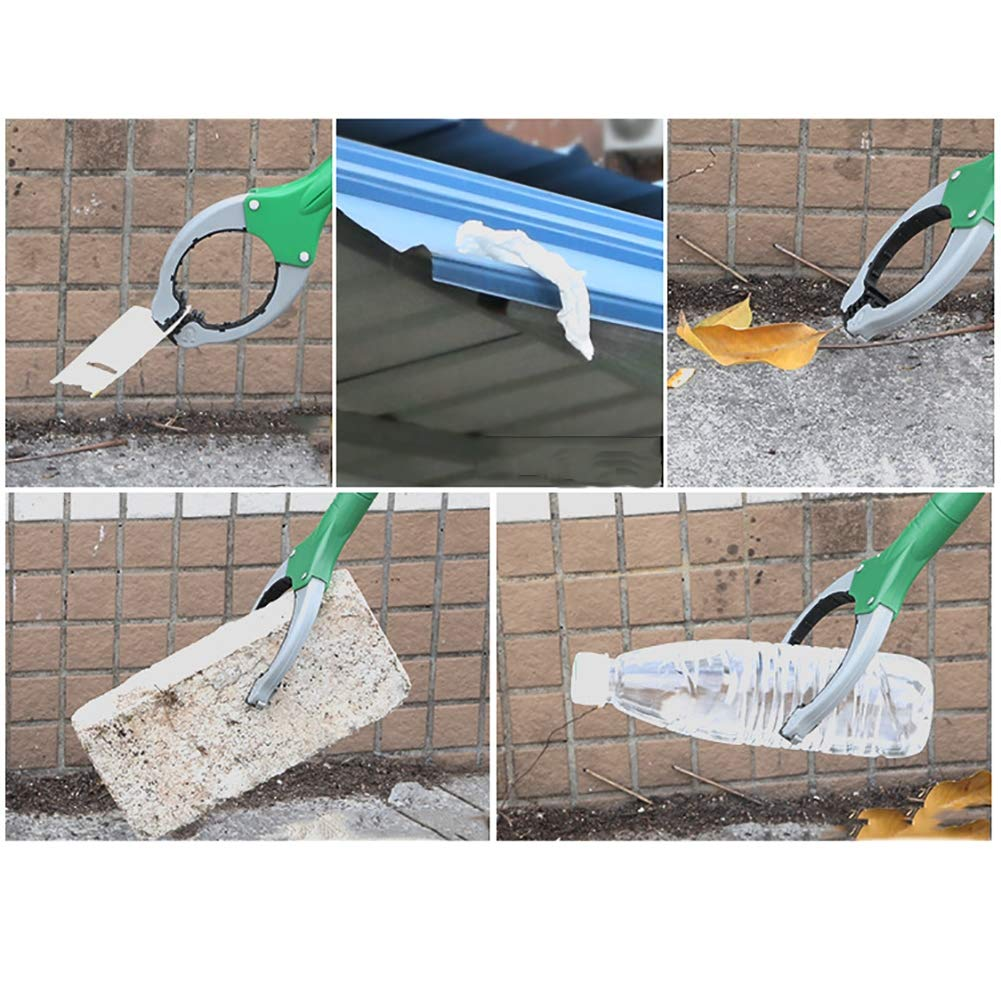 ZDYLM-Y Long Grabber Reacher with Magnet Long Handle Aluminum Alloy Rotatable Environmentally Friendly Picker, Suitable for Garden, Household Picking by ZDYLM-Y (Image #6)