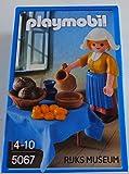 playmobil 5067 the milkmaid (la laitière) de johannes vermeer