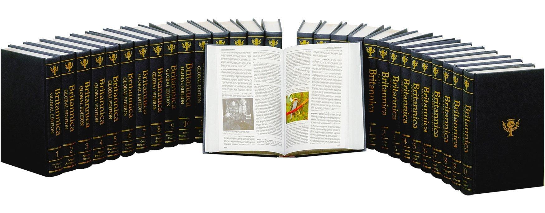 Britannica Global Edition 2016, 30 Vol Set: BRITANNICA