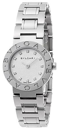 c8e71f1e803d [ブルガリ]BVLGARI 腕時計 BB23WSS/12 ブルガリブルガリ ホワイト レディース [並行輸入品