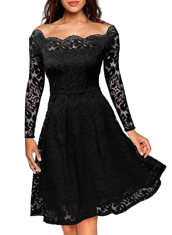 8e4622652e0 Top 10 wholesale Black Lace Knee Length Dress - Chinabrands.com