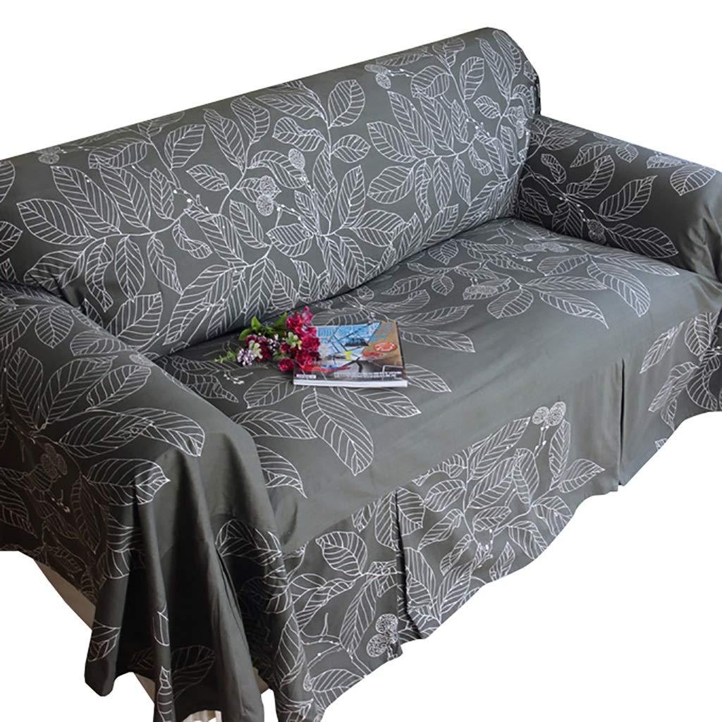 ソファカバー ソファータオル四季一般的な味方されたソファー毛布シングルまたはダブルソファーカバーに適した防塵ソファー布 (サイズ さいず : 200x180cm) 200x180cm  B07PVDKBR9